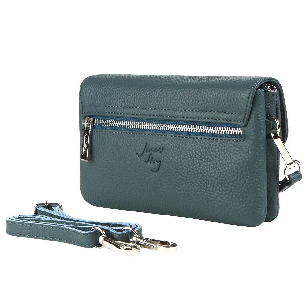 d5b97b25de0d DSY-8887-60 синяя сумка женская (кожа) Jane's Story - Интернет ...