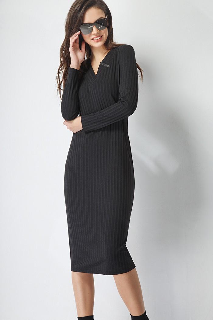 длинные платья шифон атлас