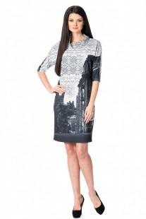 Женские вязанные платья каталог